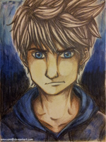 Jack Frost by Millie-Rose13