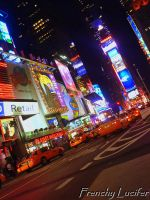 Again Times Square by HLea33
