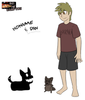 CP R2 - Noname and Dan Reference by shadowwolf-4