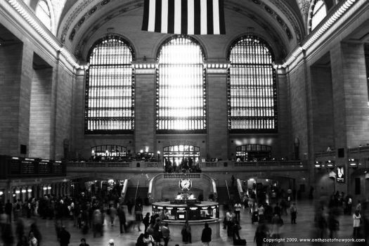 Grand Central Station by MLROGERS1971