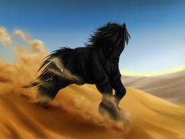Lord of the Desert by Mirri