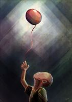Boy and The Balloon by Epiclone
