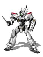 Patlabor Ingram 2 by rizal82