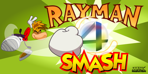 Rayman 4 Smash - a brand new group! by MarkProductions