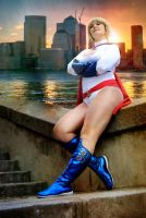 LaNane - Power Girl - DC Comics by MixUpCosplay