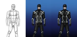 All New All Different Black Bolt 30 06 2015 by LucasBoltagon