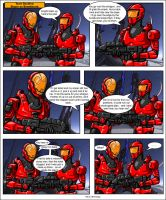 Game Plan- Halo 3 comic by Torvald2000