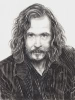 Sirius Black by BismarSantiago