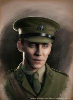 Captain Nicholls by duyeqing