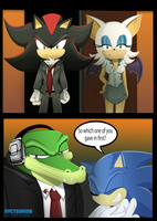Crimson Affair: Sonic's bet by nyctoshing