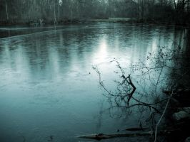A Land Beneath the Ice by SonofaBastard