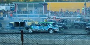 Demolition Derby 6 by OverIronKill