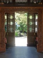 Entrance way- Chinese Garden by alylt