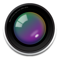 Aperture Icon in the style of OS X Yosemite by anberlinboy
