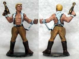 Doc Savage by Spielorjh