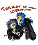 Saix Does Not Approve by rocket-soda