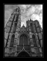 Belgium - Our Lady Cathedral by lux69aeterna