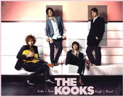 the kooks by AnbeliciousnA