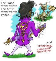 Prince + Stray Dog by sethness
