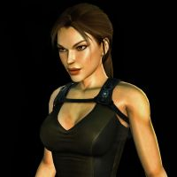 Lara Croft Quick Pic by toughraid3r37890
