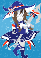 Wadanohara by Jelly-Filled-Zombies