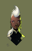 Storm by redeve