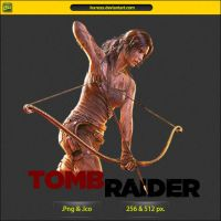 Tomb Raider - ICON by IvanCEs