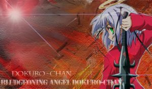Bludgeoning Angel Dokuro-Chan by Blackjack01