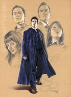 TorchWood Team 2007 by Timedancer