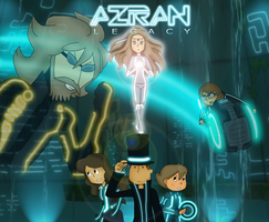 AZRAN legacy by WTHappened