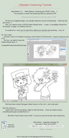 Colouring Tutorial by Dainisse