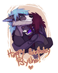 Gift For Psycho by LiLaiRa