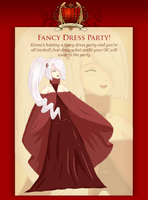 AoH: Doll's Fancy Dress by maddmouse