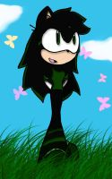 PS: Lily the hedgehog by Shadowhedge1001