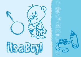 its a boy by mahmoudgamal