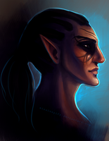 The Warden by Missleepify