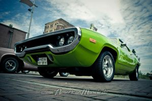 Sassy Grass Green by AmericanMuscle