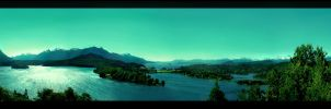 bariloche at summer by Carito