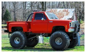 Chevy 4x4 by TheMan268
