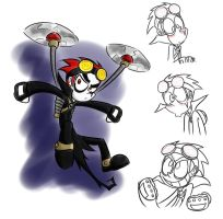 Collection of Jack Spicer Pics by HappyEvil101