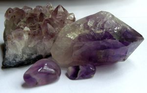 Purple gemstones.. by chop-stock