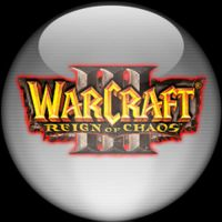 Silver Aqua Warcraft 3 Icon by rontz