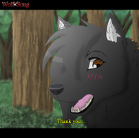 Wolf Song Anime by ShroudofShadows