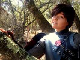 Hiccup Cosplay ~Hey You~ by oOPrincessLinkOo