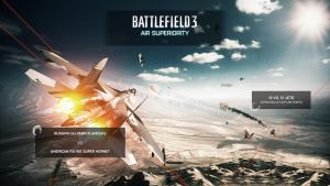 Battlefield 3 - Air Superiority by wirrew