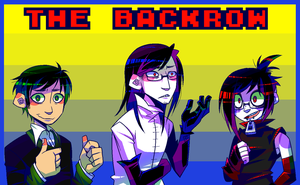 The Backrow by Krooked-Glasses