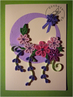 Quilling - card 101 by Eti-chan