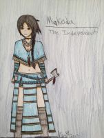 Miakoda - The Independent by TheLadyOfBlack