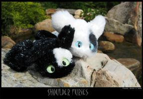 Shoulder Furies by Darksoul-wolf