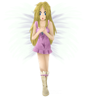 AL - Faye - Angelic (2012 Version) by TrainerKelly